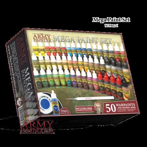 Warpaints Mega Paint Set III