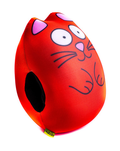 Муфта-подушка антистресс «Кот Огонек» 3