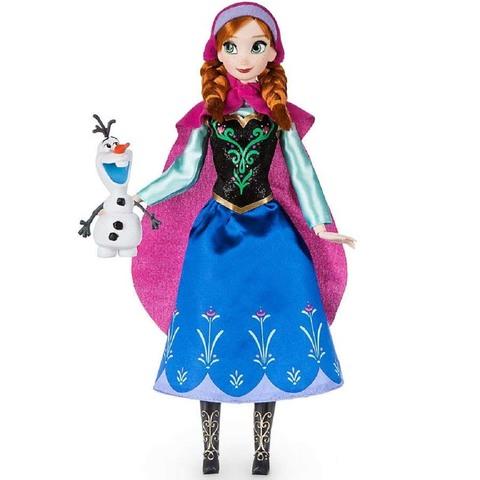 Дисней Холодное сердце Анна классическая кукла 30 см с Олафом