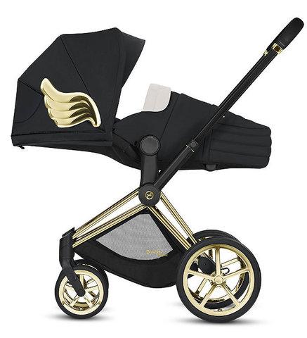 Прогулочная коляска Cybex Priam III Jeremy Scott Wings