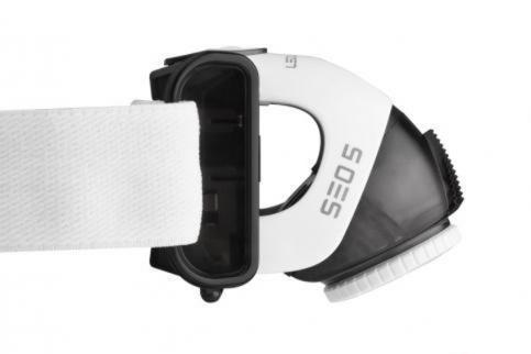Фонарь светодиодный налобный LED LENSER SEO5 (Серый)