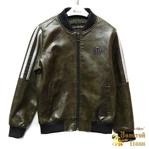 Куртка экокожа мальчику (8-14) 200318-W1921.2