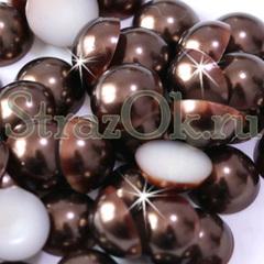 Купите оптом полужемчуг Coffe коричневый в интернет-магазине StrazOK.ru