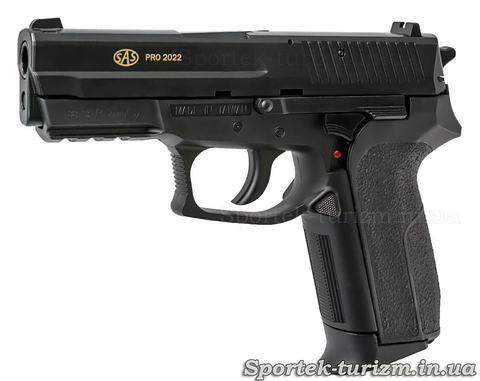 Газобаллонный пневматический пистолет SAS Sig Pro 2022