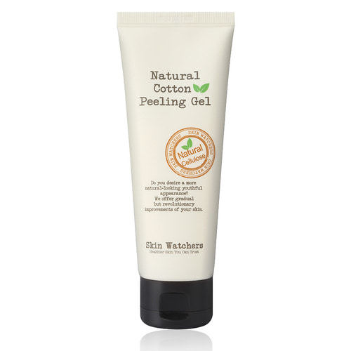 Skin Watchers Natural Cotton Peeling Gel.