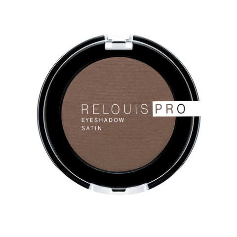 Relouis pro Тени для век Eyeshadow Satin тон 34 Cinanamon