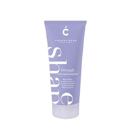 Крем супер-похудение Corpolibero Shape Strongly Cream 200мл
