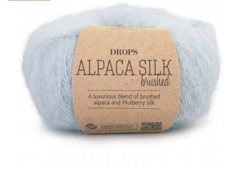 Drops Brushed Alpaca Silk 14