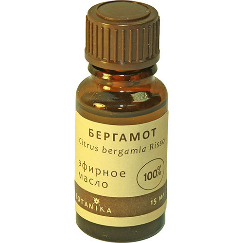 Бергамот - эфирное масло