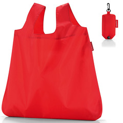 Сумка складная Mini maxi pocket red Reisenthel