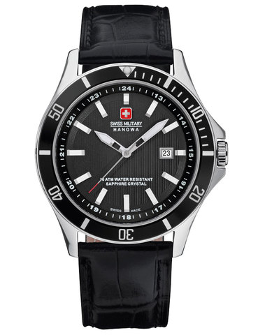 Часы мужские Swiss Military Hanowa 06-4161.7.04.007 Flagship