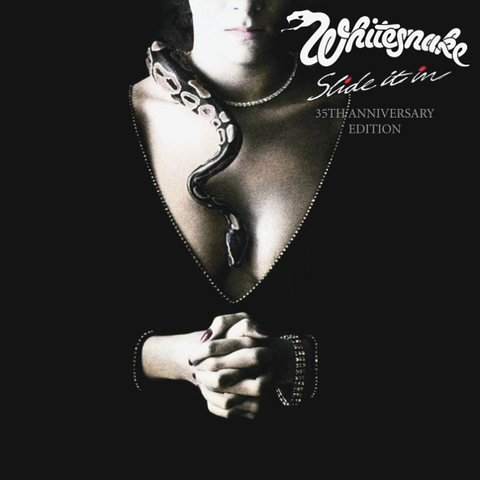 Whitesnake / Slide It In (35th Anniversary Edition)(2CD)