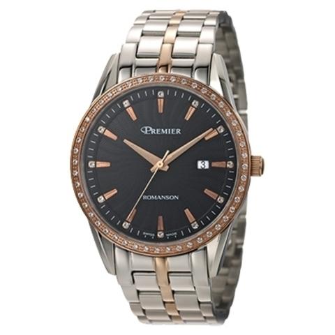 Купить Наручные часы Romanson PM0327KMJBK по доступной цене