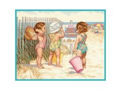 DIMENSIONS Дети на пляже (Beach Babies)