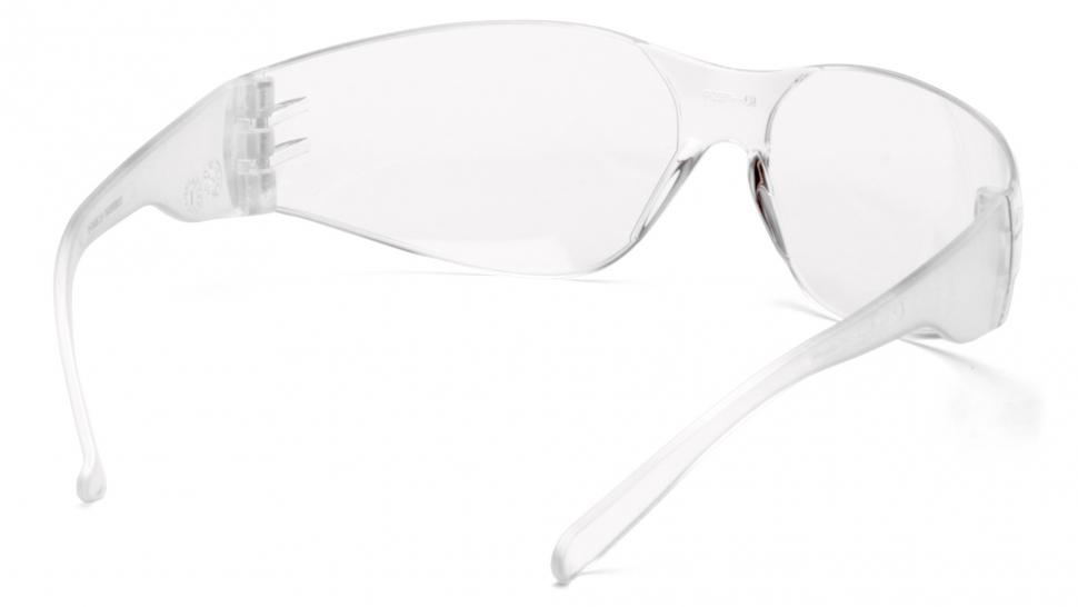 Очки стрелковые Pyramex Intruder S4110ST (ANTI-FOG) прозрачные 96%