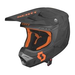 350 Evo Camo Ece / Черно-оранжевый
