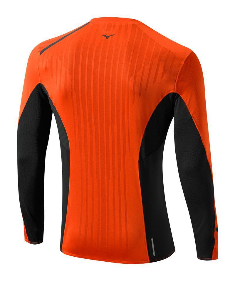 Мужская беговая рубашка мизуно DryLite Premium Tee (J2GA5512 55)