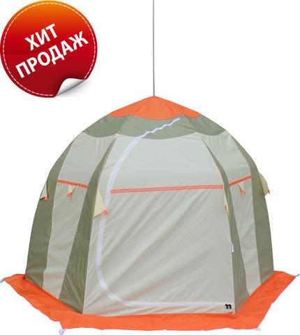 Нельма-2 Люкс палатка для зимней рыбалки