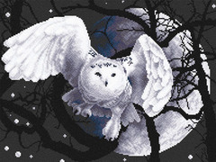 PANNA Белая сова