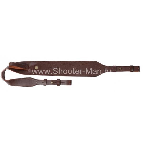 ремень оружейный кожаный Стич Профи артикул 3107 фото
