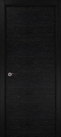 Дверь Сибирь Профиль ДПГ, цвет венге, глухая