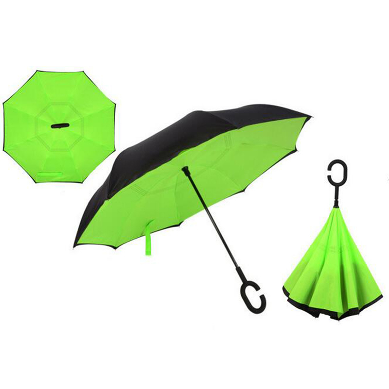 Салатовый цвет зонта