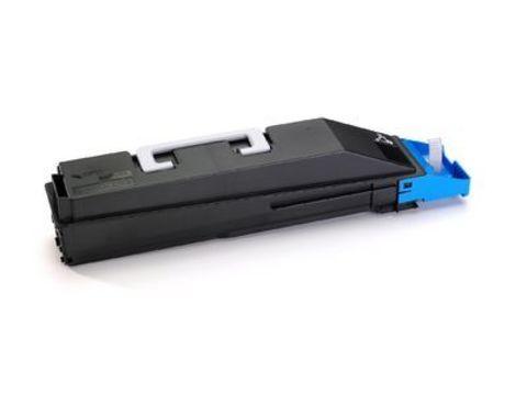 Kyocera TK-855C - тонер-картридж голубой для Kyocera TASKalfa 400ci/500ci. Ресурс 18000 страниц
