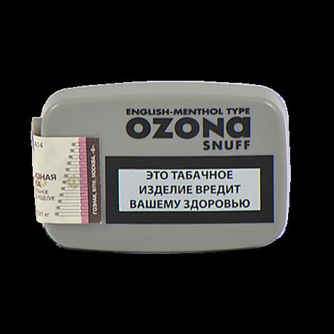 Табак нюхательный OZONA MENTHOL (7gr)