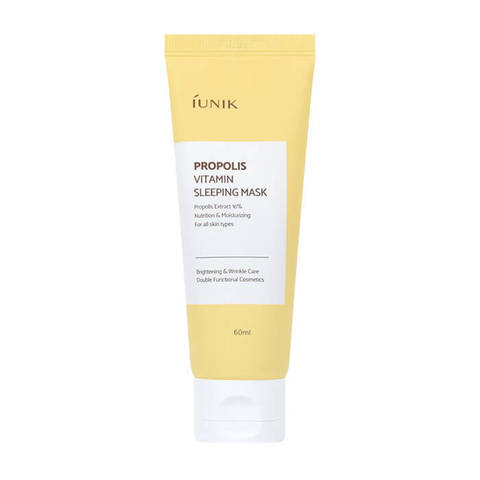 Витаминная Маска С Прополисом IUNIK Propolis Vitamin Sleeping Mask