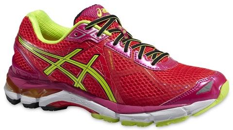 Asics GT-2000 3 Женские кроссовки для бега красные