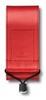 Чехол Victorinox для 111мм толщина 3 ур и SwissTool кожзам красный (4.0482.1) чехол victorinox для 111мм 2 4 ур и swisstool 115мм нейлон черный 4 0823 n