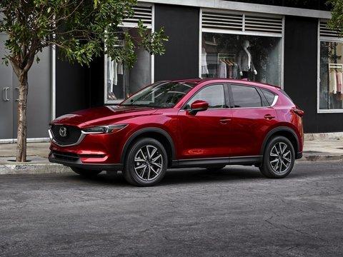 Чехлы на Mazda CX-5 2017–2018 г.в.