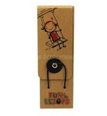 Набор цветных карандашей, Lejoys, Recycled, 24 шт, 185*62*25 мм