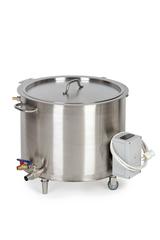 Мини пастеризатор (сыроварня) 40 литров