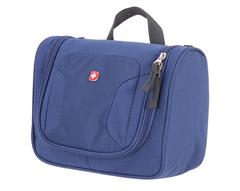 Несессер Wenger Toiletry Kit, синий, 27х11х22 см, 6 л