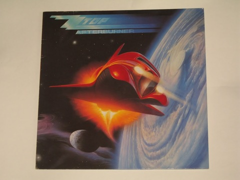 ZZ Top / Afterburner (LP)