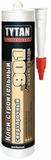 Tytan Professional Строительный Сверхпрочный клей  №901 бежевый 380г (12шт/кор)