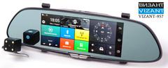 Vizant 957NK зеркало Android с видеорегистратором, навигатором и монитором 7 дюймов