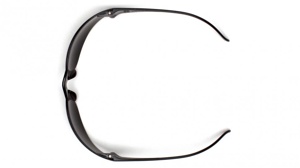 Очки стрелковые Pyramex Intruder S4120S серые 23%
