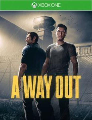Xbox One A Way Out (русские субтитры)