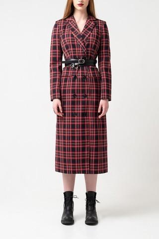 Платье-жакет «J.D.» black-red