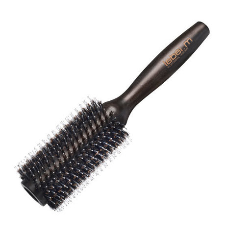Label.m Брашинг из бука 30мм с щетиной дикого кабана Boar Bristle Brush Large