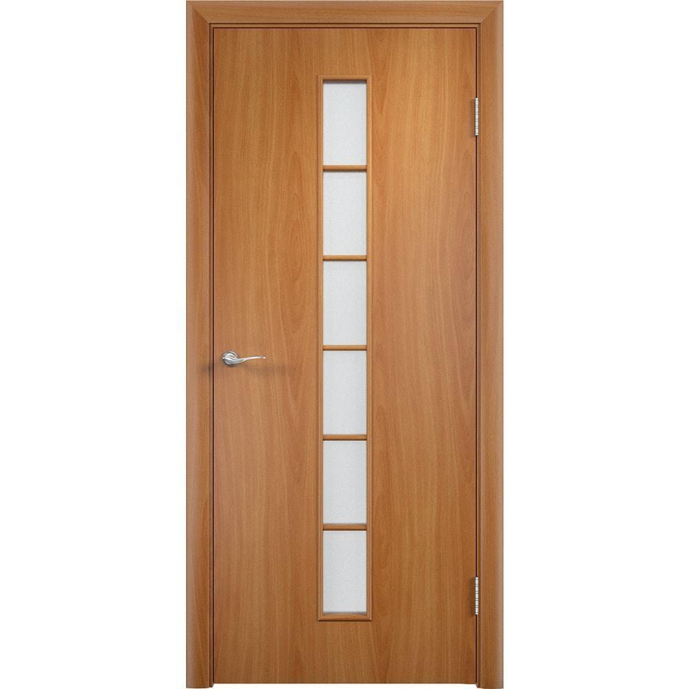 Ламинированные двери Лесенка миланский орех со стеклом lesenka-po-milan-oreh-dvertsov-min.jpg