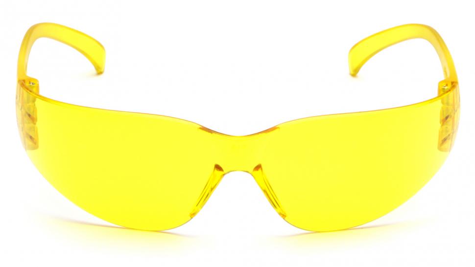 Очки стрелковые Pyramex Intruder S4130S желтые 89%