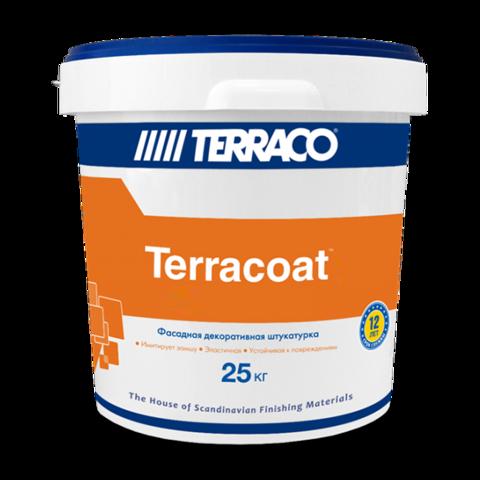 Terraco Terracoat BT/Террако Терракоат БТ декоративное покрытие на акриловой основе с «песчаной» текстурой