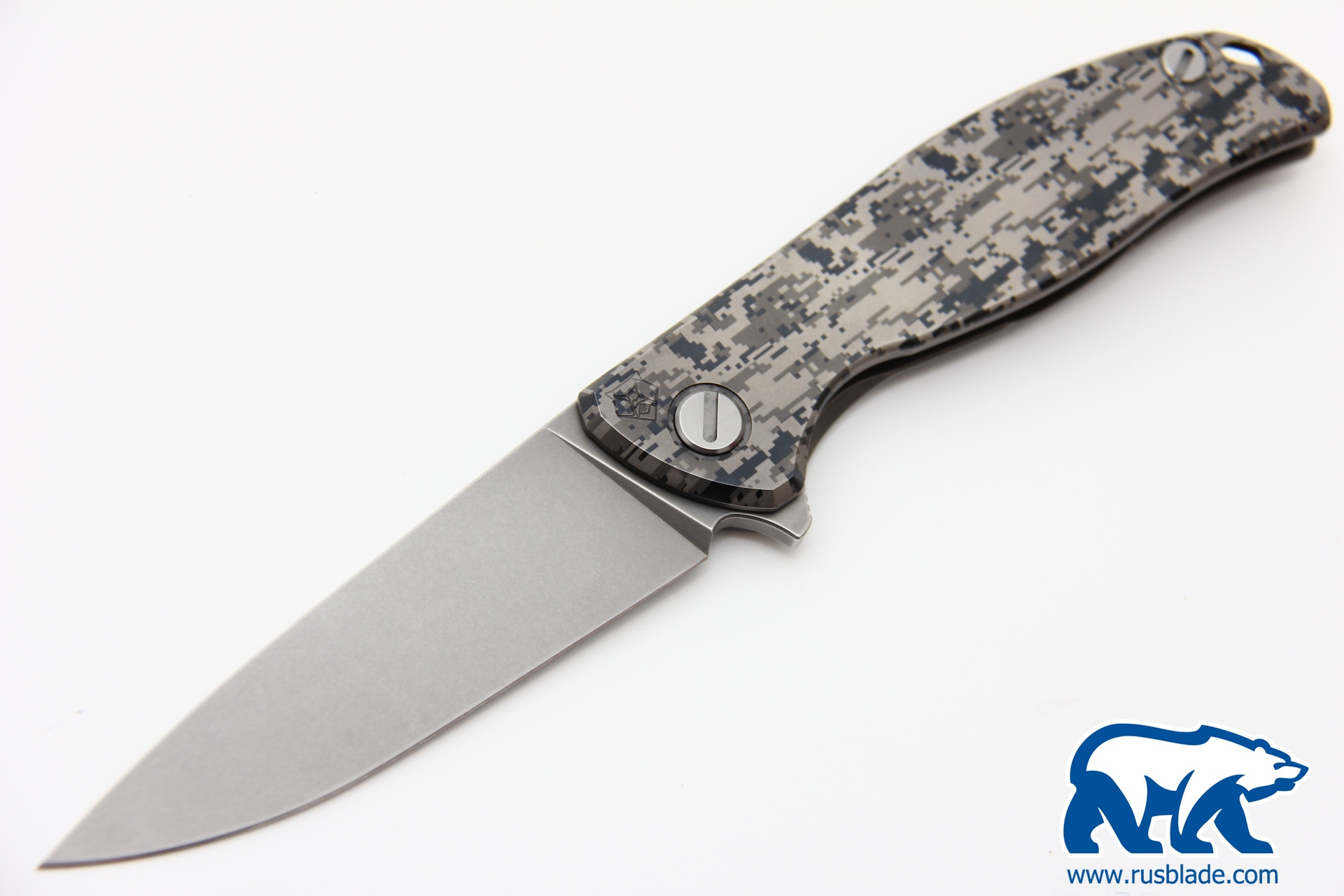 CUSTOM Shirogorov Elmax Camo