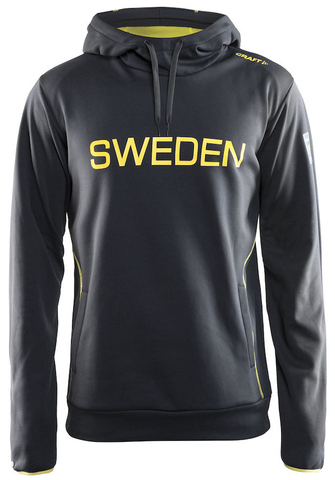 Толстовка Craft Ski Team SWE Сборной Швеции мужская