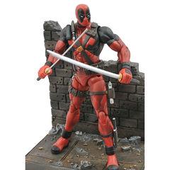 Фигурка Дедпул с Оружием (Deadpool) - Marvel Select, Diamond Select