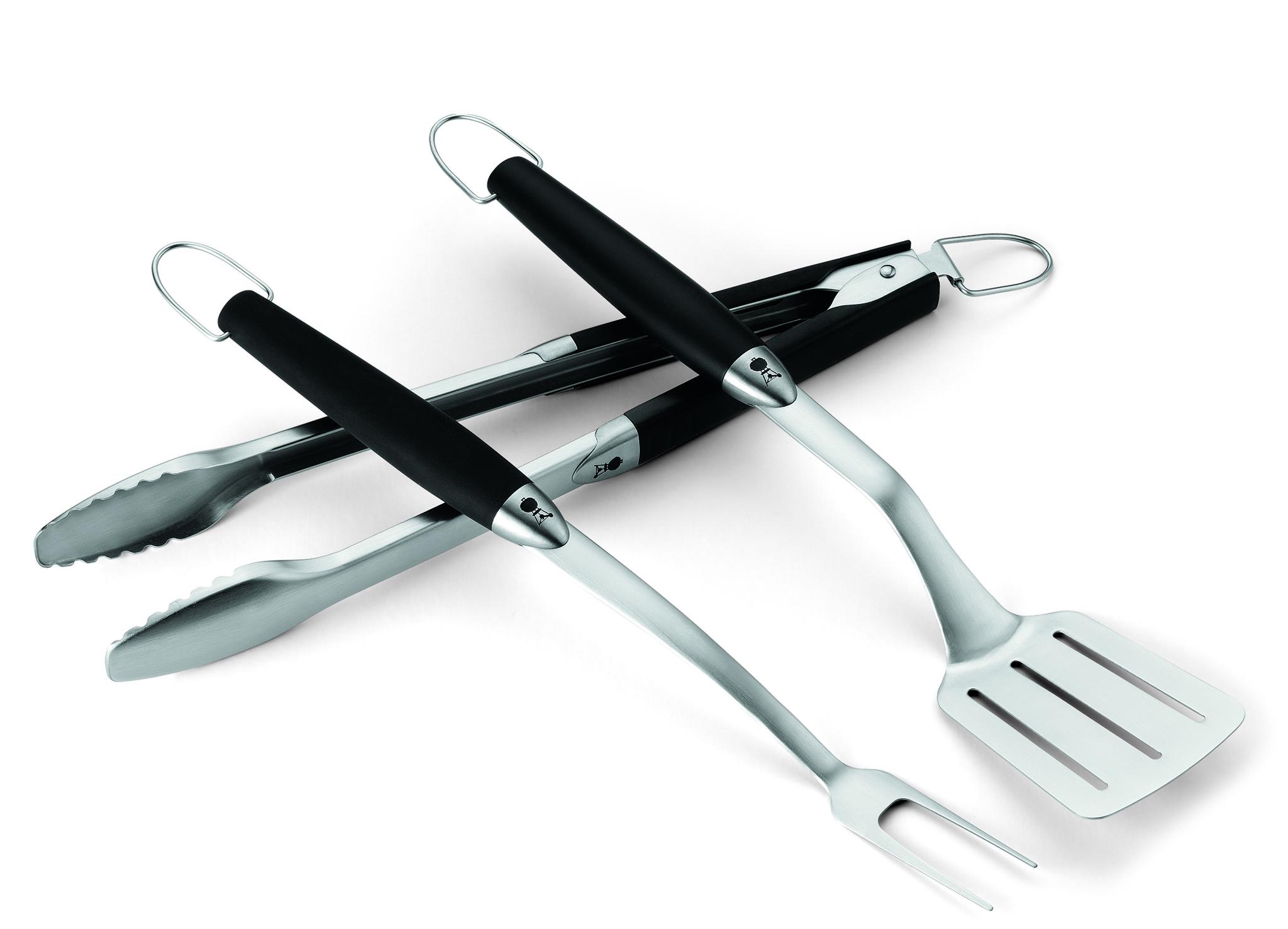Набор из 3 инструментов, нержавеющая сталь