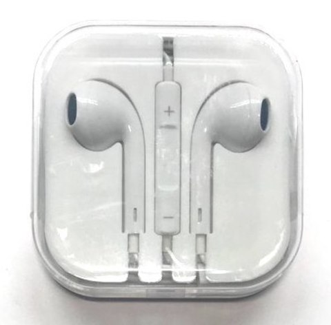 Наушники Apple EarPods (3,5 мм) аналог